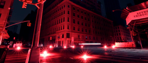 Artists release Manhattan blackouttimelapse