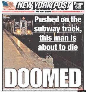 NY Post runs controversialphoto